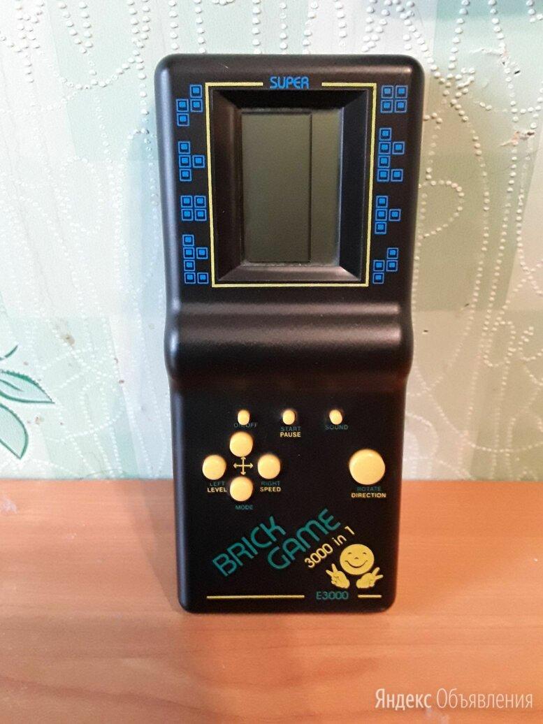 Электронная игра тетрис Е3000 по цене 3000₽ - Ретро-консоли и электронные игры, фото 0