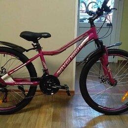 Велосипеды - Велосипед подростковый C243DW, 0