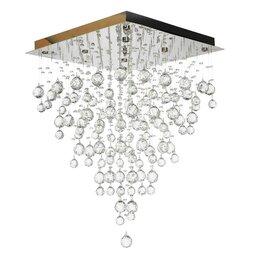 Люстры и потолочные светильники - Каскадная люстра Arti Lampadari Flusso H…, 0