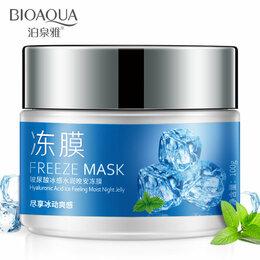Маски - Охлаждающая ночная маска-желе Freeze Mask,Bioaqua, 0