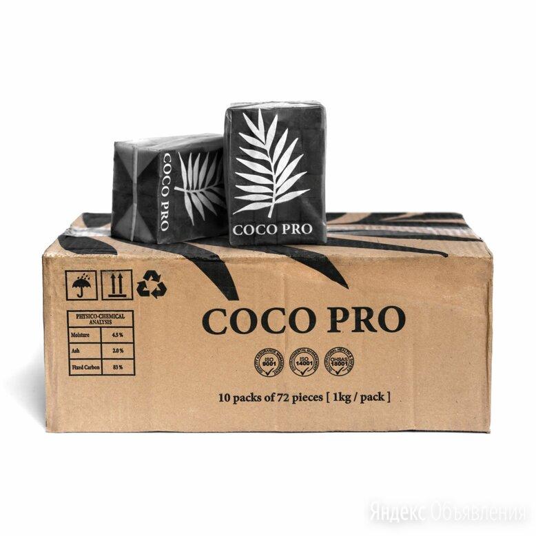Кокосовый уголь cocopro по цене 270₽ - Уголь, фото 0