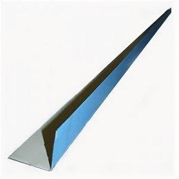 Тенты строительные - Угол крепежный 0,05 x 0,05 x 2,00 м для пленки ПВХ (внешний) / Flagpool, 0