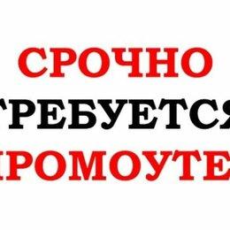 Промоутеры - работа Промоутером, 0