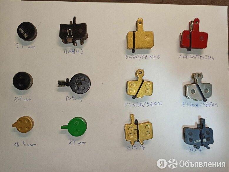 Тормозные колодки по цене 300₽ - Тормоза, фото 0