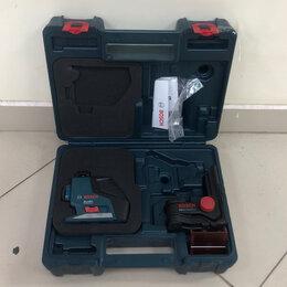 Измерительные инструменты и приборы - Лазерный уровень Bosch GLL 2-80 P Professional (0601063204), 0