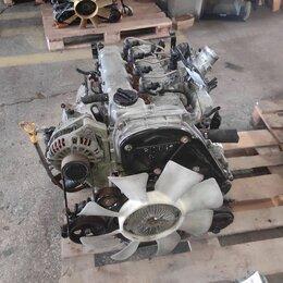 Двигатель и топливная система  - Двигатель D4CB 2.5л Hyundai Starex 140 - 145лс (0704), 0