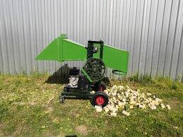 Производственно-техническое оборудование - Измельчитель древесины, 0