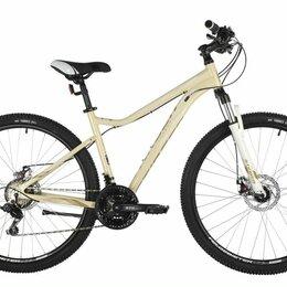 Велосипеды - Велосипед Stinger Laguna Evo 27.5 (2021) алюминий, 0
