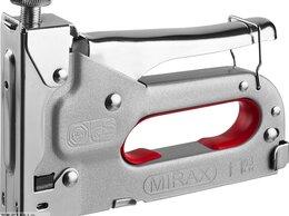 Гвоздескобозабивные пистолеты и степлеры - Степлер для скоб 3-в-1: тип 140 (4-14 мм) / 300…, 0