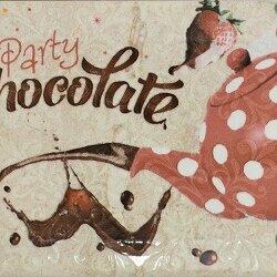 Плитка из керамогранита - Керамическая плитка Bela Vista Декор Biselado Decor Chocolate 10x20, 0