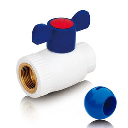 Краны для воды - Шаровый кран Blue Ocean 00000009533, 0