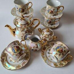 Сервизы и наборы - Чайный сервиз мадонна на 6 персон чехия, 0