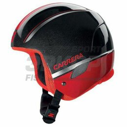 Шлемы - Шлем горнолыжный Carrera Firaball Race 2,5 3CQ красн разм 54, 0