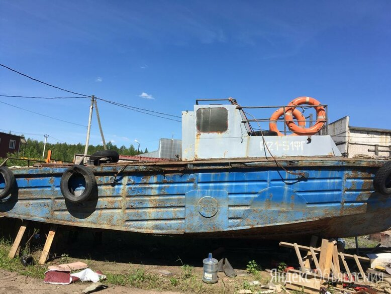 Катер БМК 130/03 по цене 70000₽ - Моторные лодки и катера, фото 0