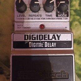 Процессоры и педали эффектов - Digitech X-Series Digidelay Digital Delay (пр-во США/USA, used), 0