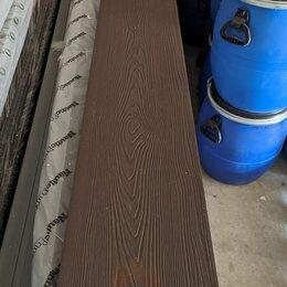Заборчики, сетки и бордюрные ленты - Доска грядочная ДПК NauticPrime 3D высота 30см, длина 2,95м, 0