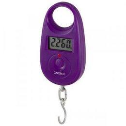 Безмены - Безмен электронный ENERGY BEZ-150, фиолетовый, 0