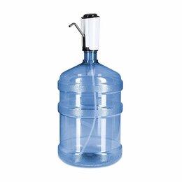 Кулеры для воды и питьевые фонтанчики - Аккумуляторная помпа ECOTRONIC PLR-210 121, 0