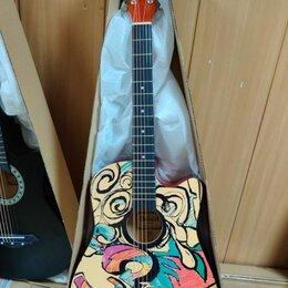 Акустические и классические гитары - Акустическая гитара Belucci BC3840 Lone, 0