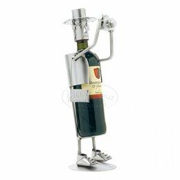 """Украшения для организации праздников - Украшение для бутылки """"Турист"""", d=9,5 см, 0"""