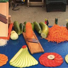 Тёрки и измельчители - Правильная Тёрка - шинковка для моркови (по корейски), капусты, овощей, фруктов, 0