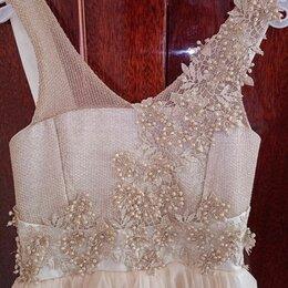 Платья и сарафаны - Концертное платье, 0