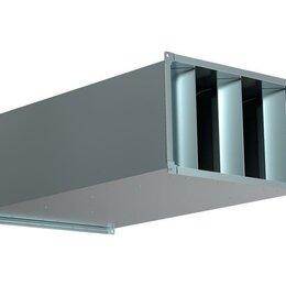 Умывальники - Шумоглушитель Shuft SRSr 400*200/1000, 0