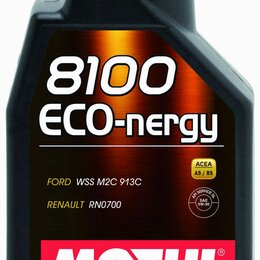 Масла, технические жидкости и химия - Моторное масло 8100 Eco-nergy 5W30 1л 102782, 0