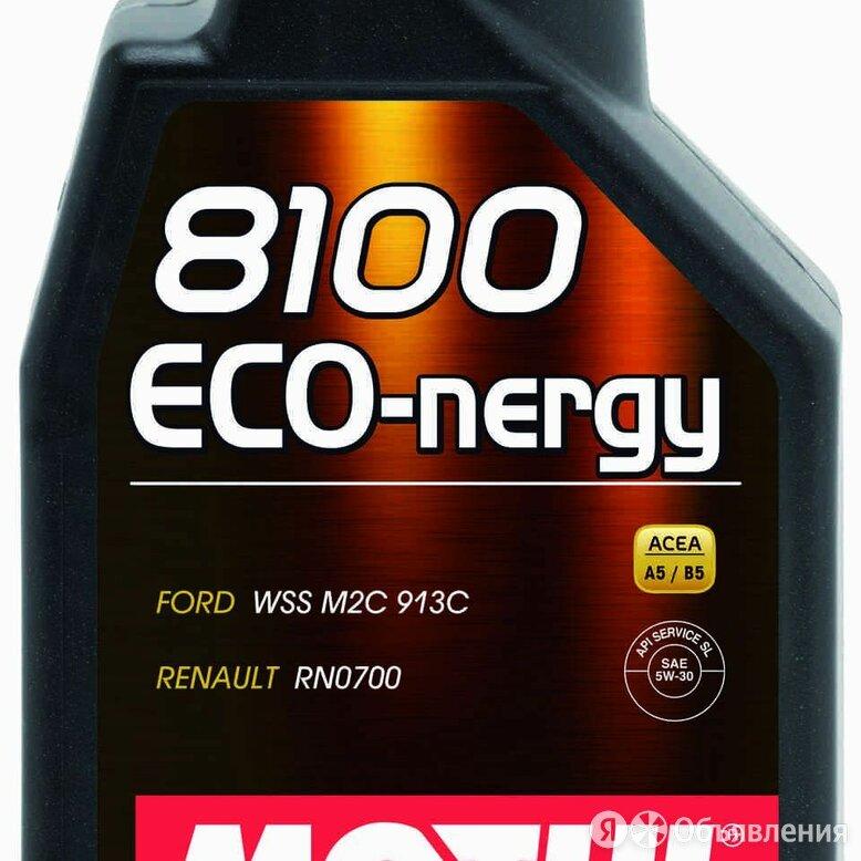 Моторное масло 8100 Eco-nergy 5W30 1л 102782 по цене 800₽ - Масла, технические жидкости и химия, фото 0