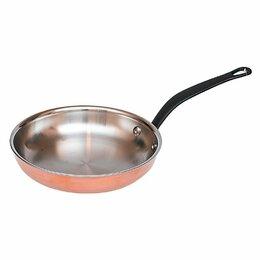 Сковороды и сотейники - Сковорода «Медь» 24*4,5 см, P.L. Proff Cuisine, 0