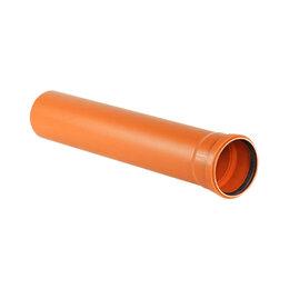 Канализационные трубы и фитинги - Труба НПВХ 110*3,2*1000 Шумэкс ХЕМКОР, 0