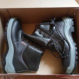 Ботинки - Ботинки кожаные,зимнии , 0