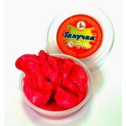 Средства для интимной гигиены - Тянучка для рук цвет красный 75мл арт.Р1339, 0