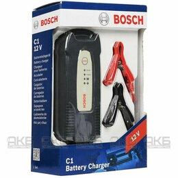 Аккумуляторы и комплектующие - Зарядные устройства для АКБ Bosch С-1,С-3,С-7, 0