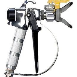 Инструменты для нанесения строительных смесей - CONTRACOR ASG-270N Окрасочный пистолет безвоздушного распыления, 0