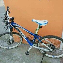 """Велосипеды - Велосипед """"Lorak"""" Shark 24 (24"""" 21ск., DISK) цена 10000, 0"""