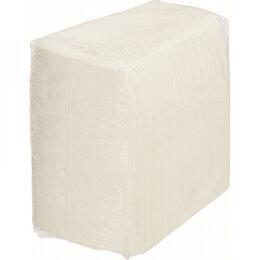 Бумажные салфетки, носовые платки - Бумажные однослойные салфетки Luscan Professional 601119, 0