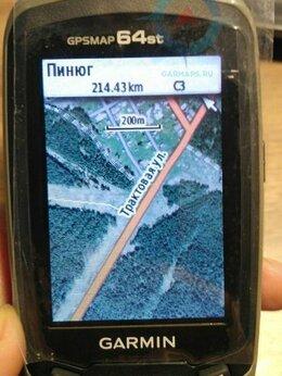 Карты и программы GPS-навигации - Карты для навигаторов Гармин (Garmin), 0