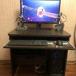Настольные компьютеры - Мощный PC i5-8400 4.00GHz,озу 16Gb,GT 1030,SSD 128, 0