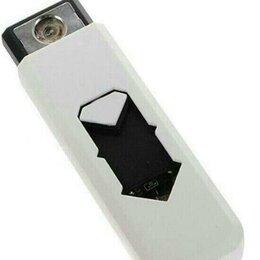 Пепельницы и зажигалки - Электронная USB-зажигалка, 0
