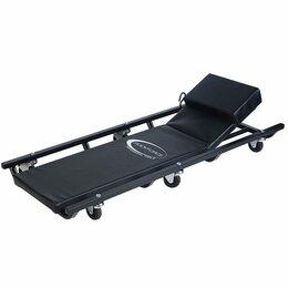 Коврики - Подкатной ремонтный лежак Rockforce RF-TR6452, 0