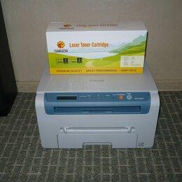 Принтеры, сканеры и МФУ - Мфу лазерное Samsung SCX-4220 с новым картриджем., 0