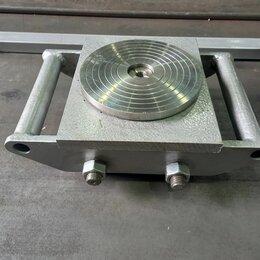 Грузоподъемное оборудование - Тележка грузовая такелажная  г/п 6,0 тонн, 0