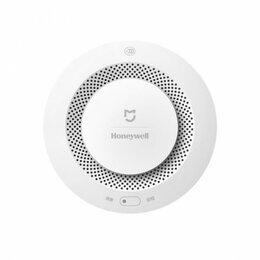 Системы Умный дом - Датчик дыма Xiaomi Mijia Honeywell Smoke Alarm Detector (JTYJ-GD-01LM/BW), 0