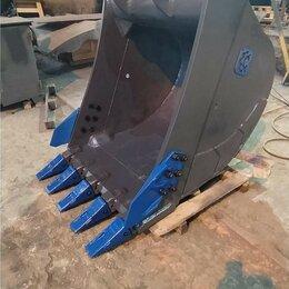 Спецтехника и навесное оборудование - Ковш стандартный с бокорезами для экскаваторов от 18 до 55 тонн, 0