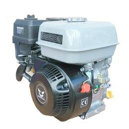 Двигатели - Двигатель бензиновый Zongshen GB200Q (6.5 л.с), 0