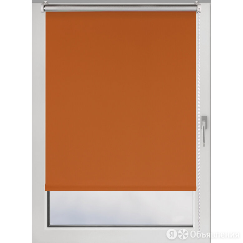 Рулонная штора PRAKTO Blackout Silver по цене 1777₽ - Римские и рулонные шторы, фото 0