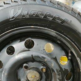 Шины, диски и комплектующие - зимние колёса на дисках (штамповка), 0