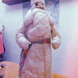 Новогодние фигурки и сувениры - Дед мороз советский игрушка, 0