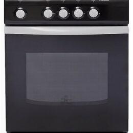 Плиты и варочные панели - Плита газовая DeLuxe 5040.38 гщ черный, 0